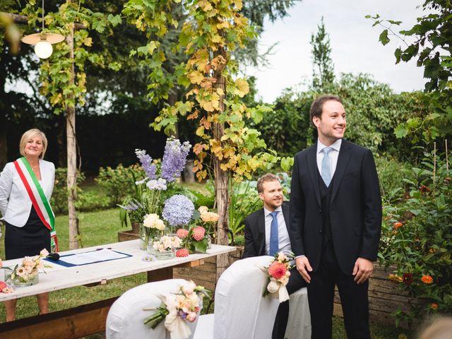 Il matrimonio di Daniele e Dasha a Coccaglio, Brescia 35