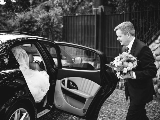 Il matrimonio di Daniele e Dasha a Coccaglio, Brescia 38