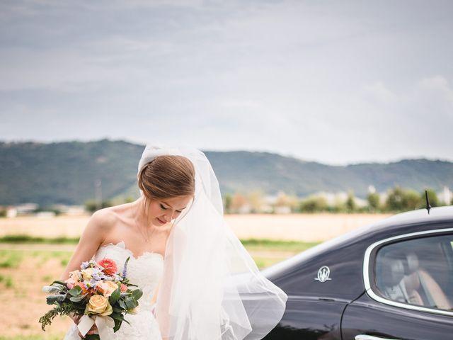Il matrimonio di Daniele e Dasha a Coccaglio, Brescia 39