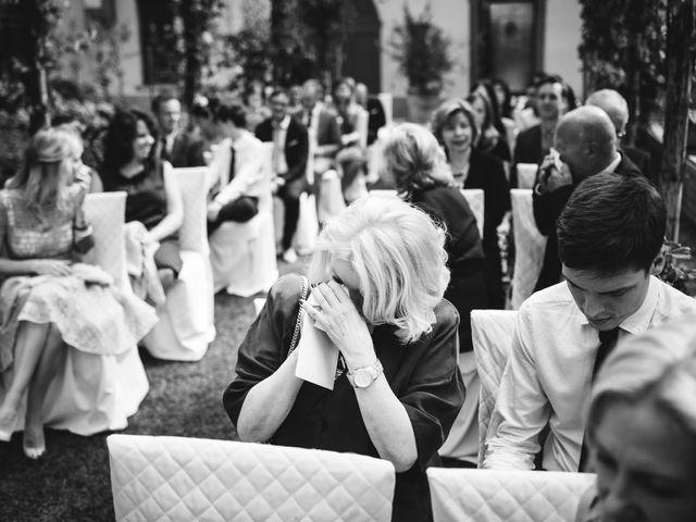 Il matrimonio di Daniele e Dasha a Coccaglio, Brescia 40