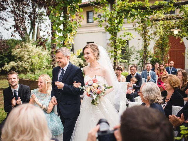Il matrimonio di Daniele e Dasha a Coccaglio, Brescia 44