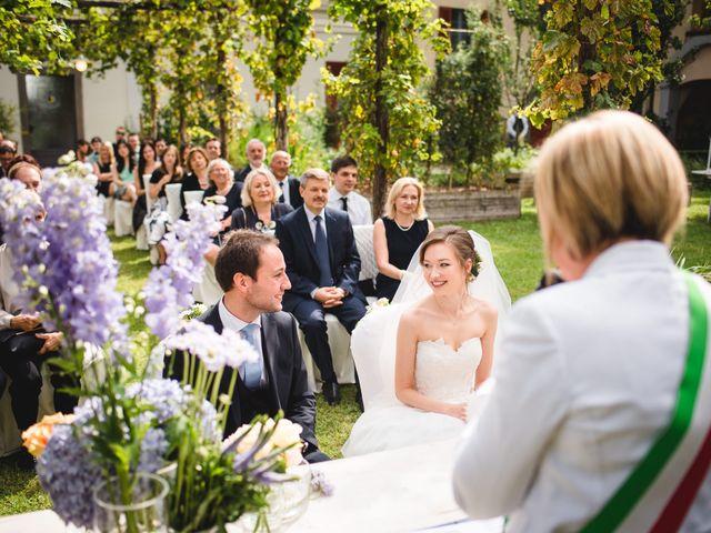 Il matrimonio di Daniele e Dasha a Coccaglio, Brescia 46