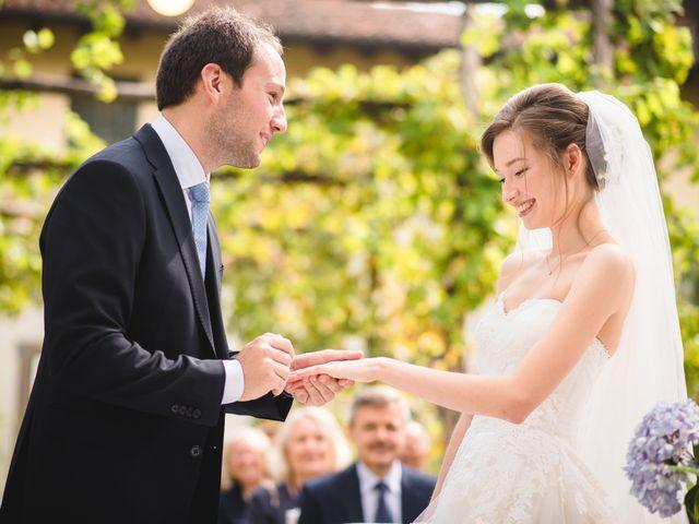 Il matrimonio di Daniele e Dasha a Coccaglio, Brescia 51