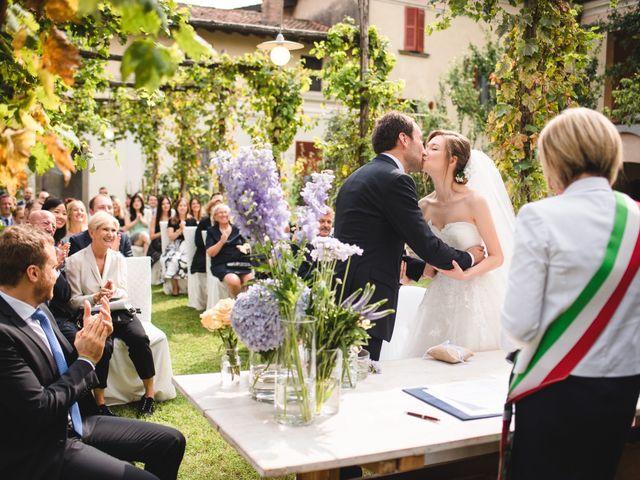 Il matrimonio di Daniele e Dasha a Coccaglio, Brescia 53
