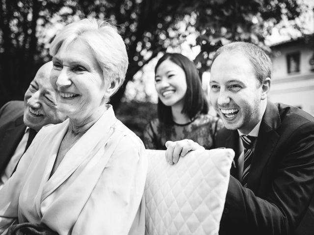 Il matrimonio di Daniele e Dasha a Coccaglio, Brescia 57