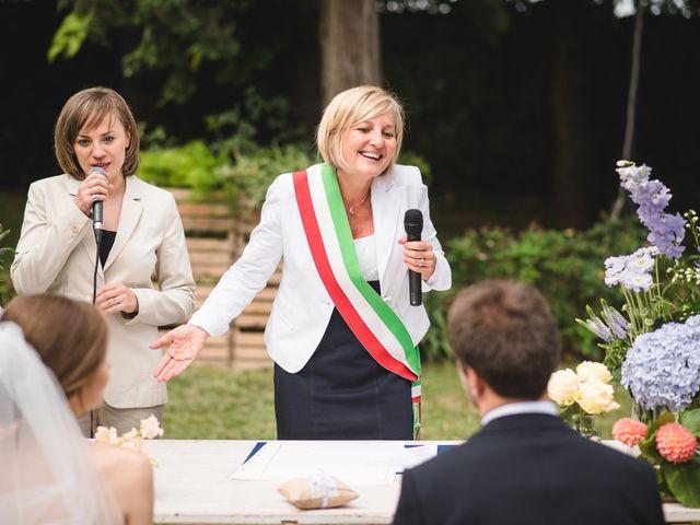 Il matrimonio di Daniele e Dasha a Coccaglio, Brescia 58