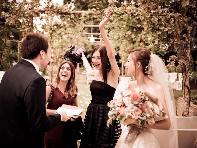 Il matrimonio di Daniele e Dasha a Coccaglio, Brescia 65