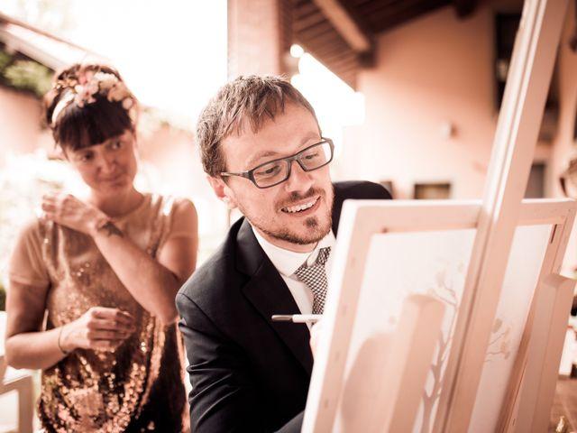 Il matrimonio di Daniele e Dasha a Coccaglio, Brescia 71