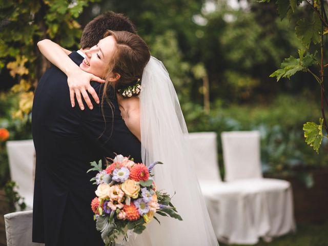 Il matrimonio di Daniele e Dasha a Coccaglio, Brescia 73