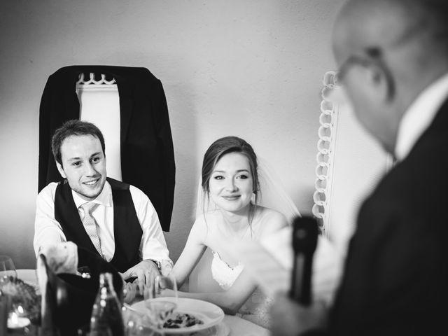 Il matrimonio di Daniele e Dasha a Coccaglio, Brescia 82