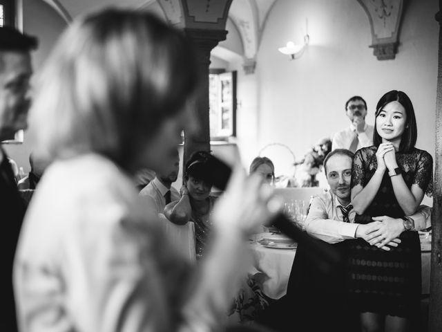 Il matrimonio di Daniele e Dasha a Coccaglio, Brescia 84