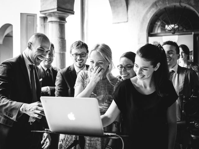Il matrimonio di Daniele e Dasha a Coccaglio, Brescia 89