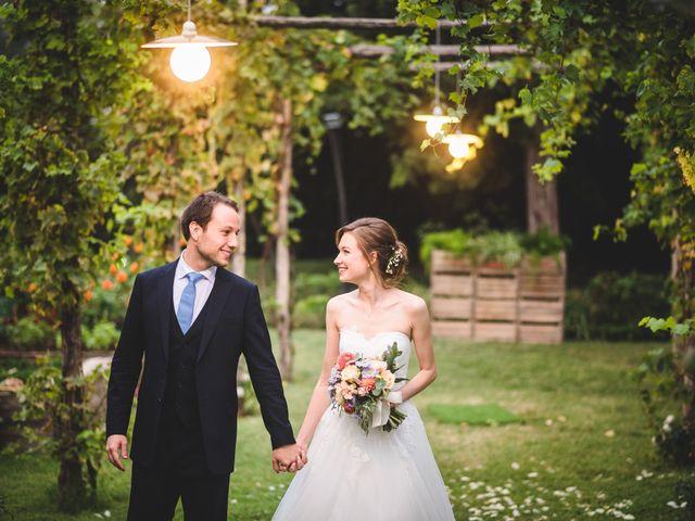 Il matrimonio di Daniele e Dasha a Coccaglio, Brescia 91