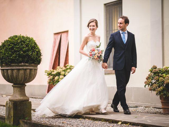 Il matrimonio di Daniele e Dasha a Coccaglio, Brescia 2