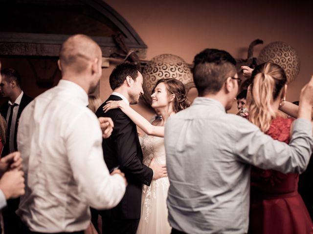 Il matrimonio di Daniele e Dasha a Coccaglio, Brescia 102