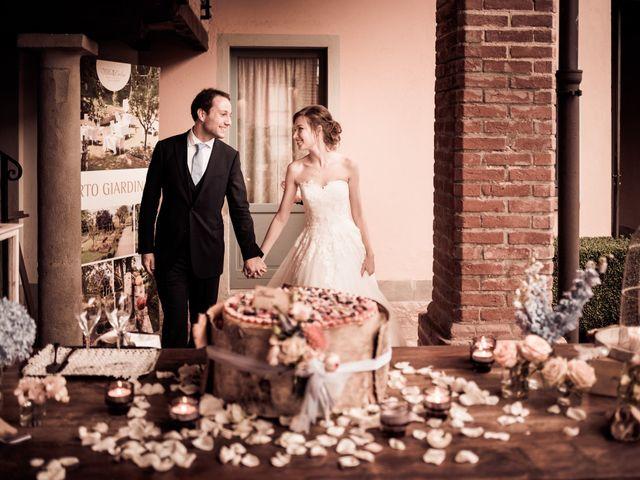 Il matrimonio di Daniele e Dasha a Coccaglio, Brescia 105