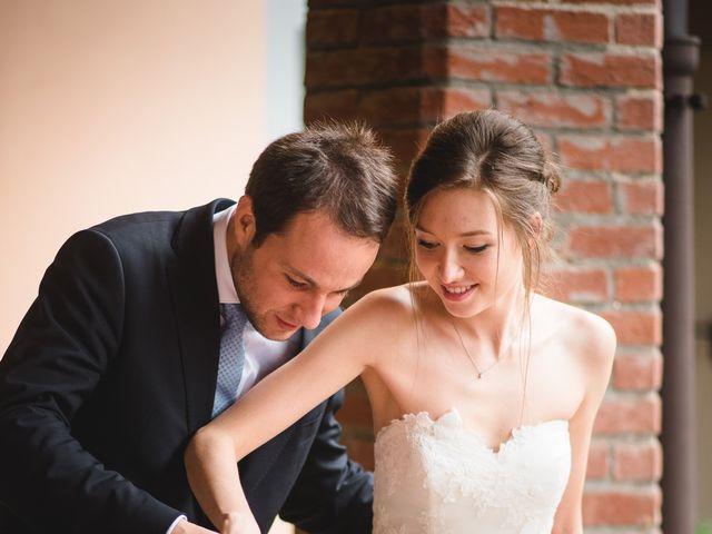 Il matrimonio di Daniele e Dasha a Coccaglio, Brescia 106