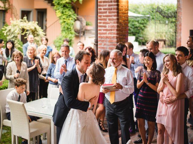 Il matrimonio di Daniele e Dasha a Coccaglio, Brescia 107