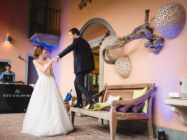 Il matrimonio di Daniele e Dasha a Coccaglio, Brescia 108