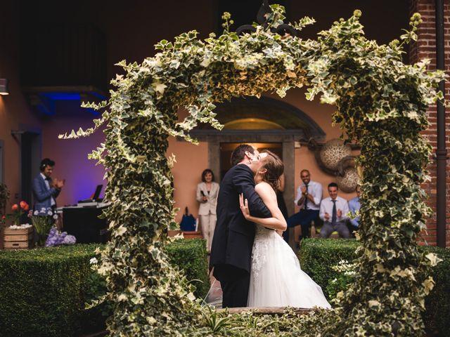 Il matrimonio di Daniele e Dasha a Coccaglio, Brescia 111