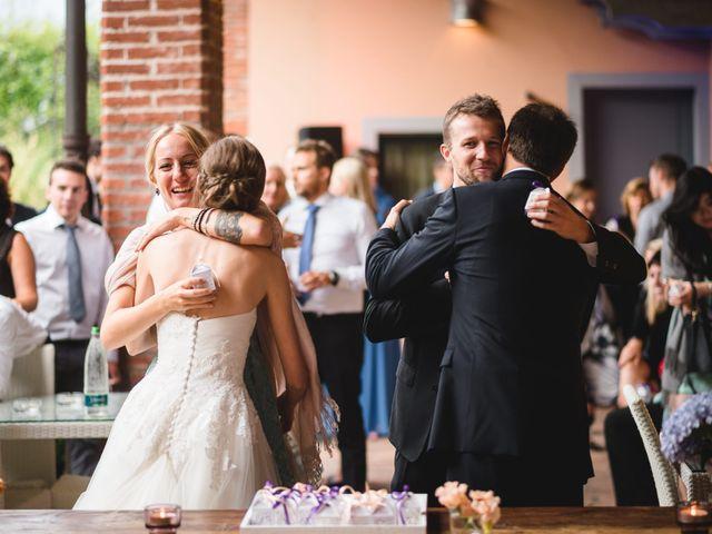 Il matrimonio di Daniele e Dasha a Coccaglio, Brescia 116