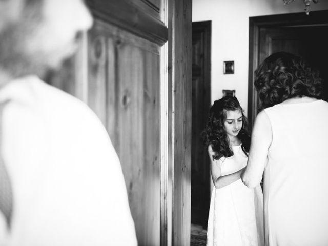 Il matrimonio di Mirko e Elisa a Carmignano, Prato 9
