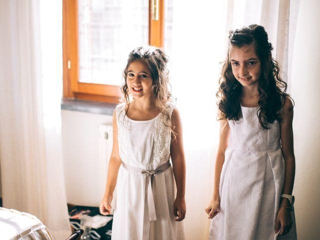 Il matrimonio di Mirko e Elisa a Carmignano, Prato 10