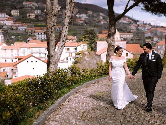 Il matrimonio di Anna e Giuseppe a Agerola, Napoli 47