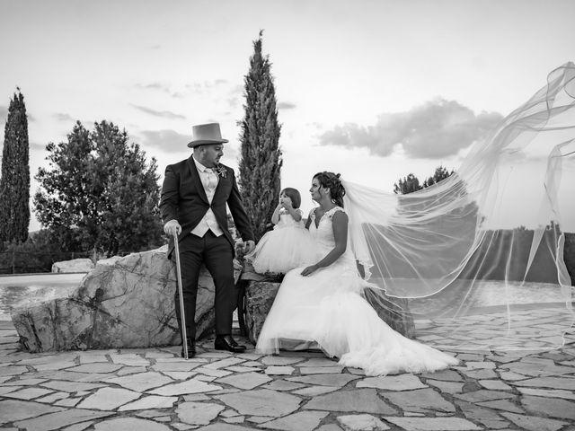 Il matrimonio di Andrea e Irene a Monticiano, Siena 10