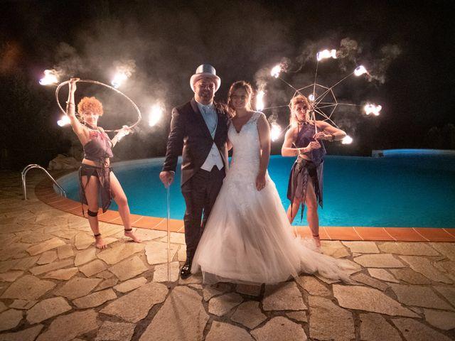 Il matrimonio di Andrea e Irene a Monticiano, Siena 15