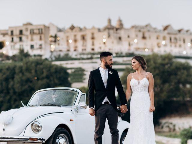 Il matrimonio di Piermarco e Angela a Taranto, Taranto 8