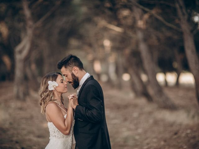 Il matrimonio di Piermarco e Angela a Taranto, Taranto 15