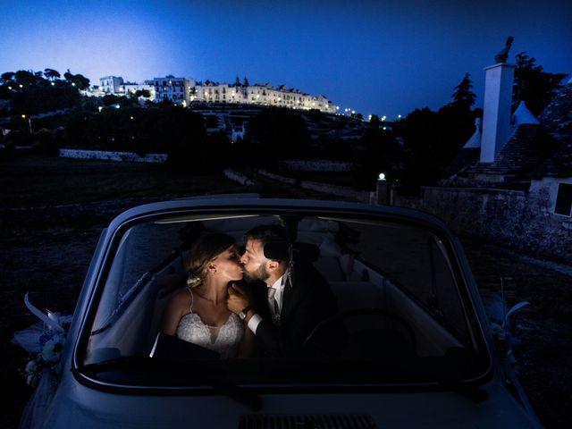 Il matrimonio di Piermarco e Angela a Taranto, Taranto 19