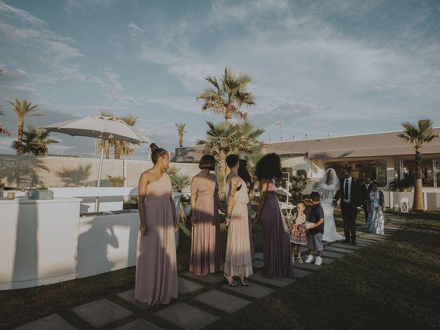 Il matrimonio di Claudio e Sentony a Napoli, Napoli 35