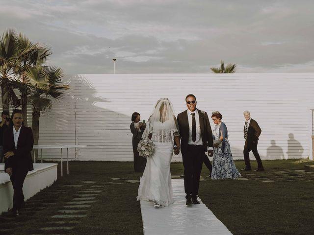Il matrimonio di Claudio e Sentony a Napoli, Napoli 38