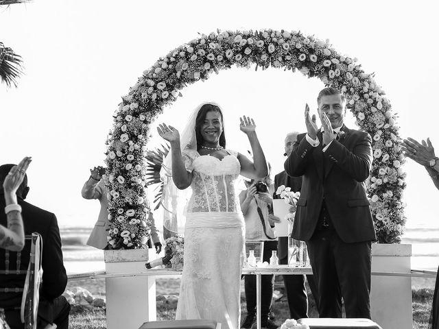 Il matrimonio di Claudio e Sentony a Napoli, Napoli 53