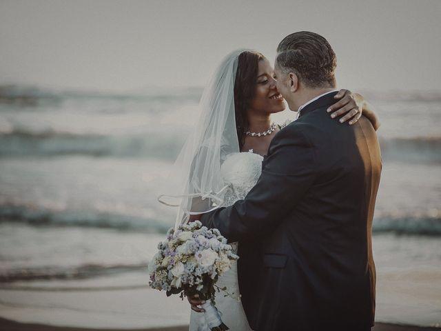 Il matrimonio di Claudio e Sentony a Napoli, Napoli 65
