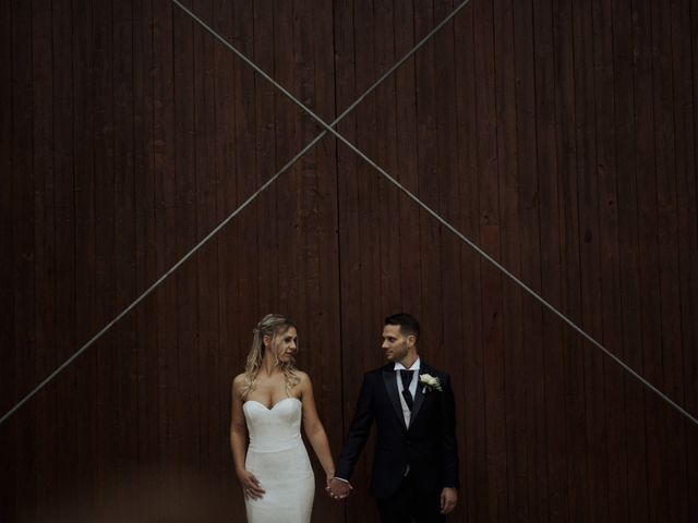 Le nozze di Silvia e Thomas