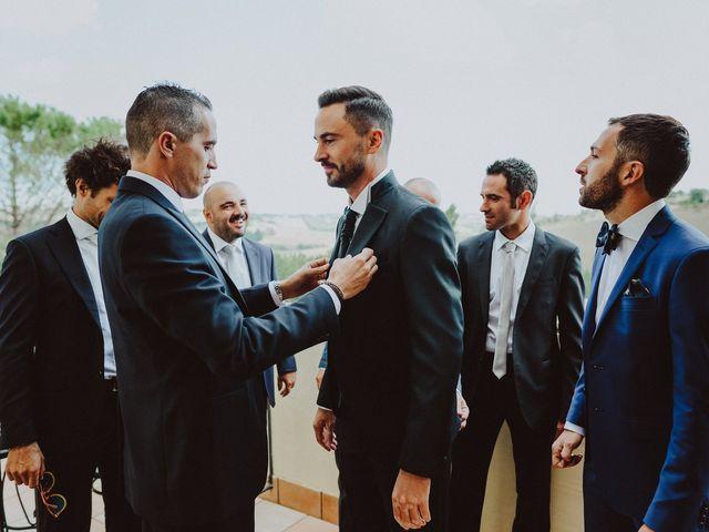 Il matrimonio di Seila e Giacomo a Mogliano, Macerata 4