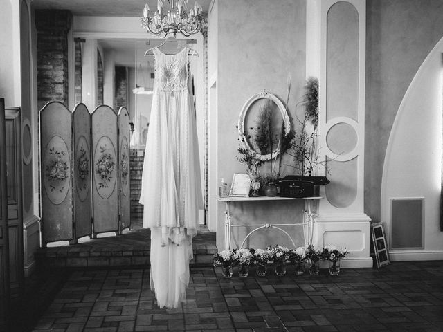 Il matrimonio di Seila e Giacomo a Mogliano, Macerata 6