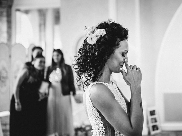 Il matrimonio di Seila e Giacomo a Mogliano, Macerata 16