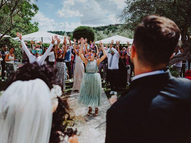 Il matrimonio di Seila e Giacomo a Mogliano, Macerata 34