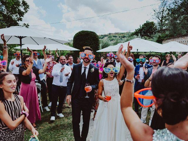 Il matrimonio di Seila e Giacomo a Mogliano, Macerata 35