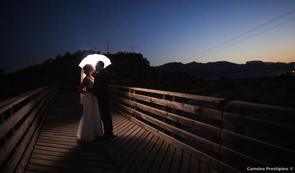 Il matrimonio di Carmelo e Tiziana a Santa Teresa di Riva, Messina