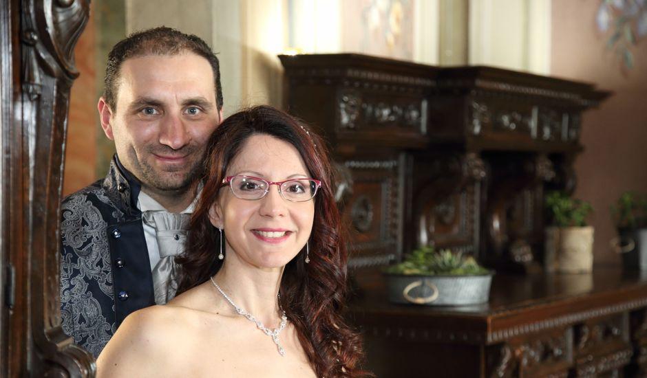 Il matrimonio di Simona e Shalom a Trescore Balneario, Bergamo
