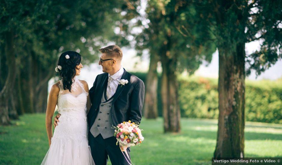 Il matrimonio di Mirko e Elisa a Carmignano, Prato