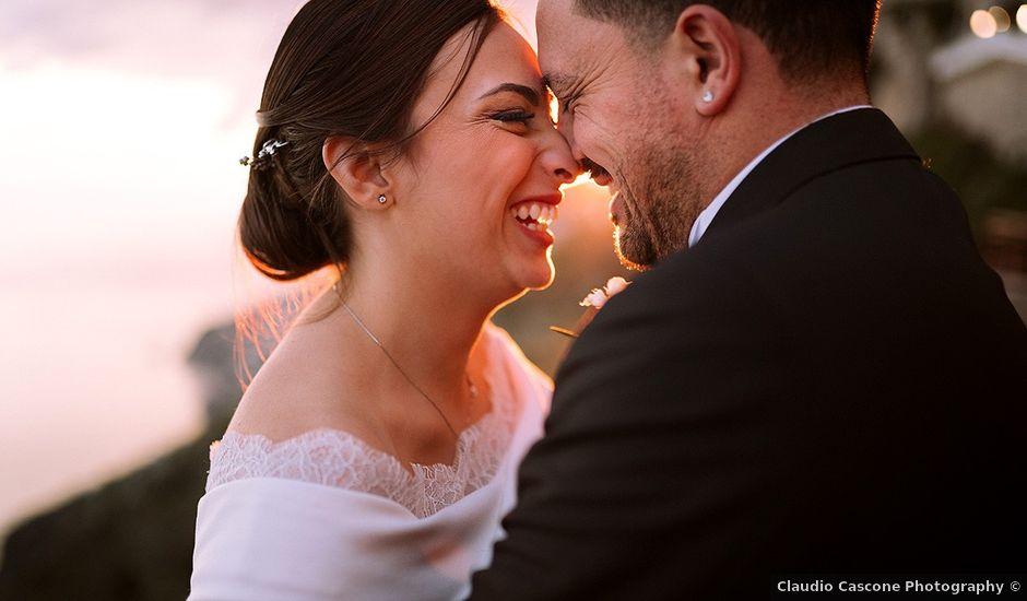 Il matrimonio di Anna e Giuseppe a Agerola, Napoli