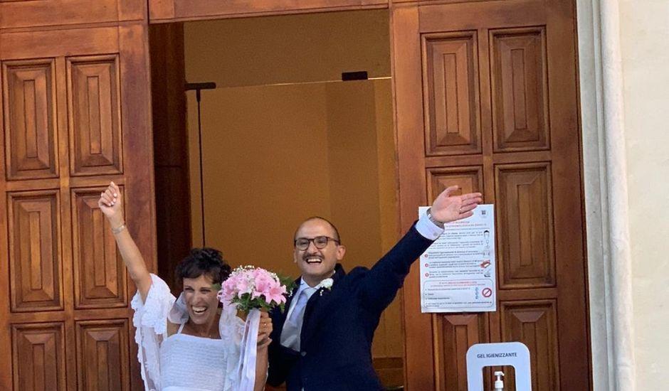 Il matrimonio di Angela e Andrea a Brindisi, Brindisi