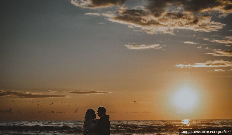 Il matrimonio di Claudio e Sentony a Napoli, Napoli