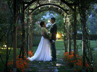 Le nozze di Emili  e Ivan